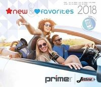 Prime Line / Jetline New & Favorites 2018