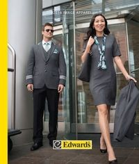 Edwards® Career Apparel 2018