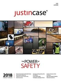 Justin Case® Safety 2018